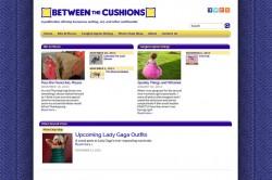 Humor Publication Blog Design